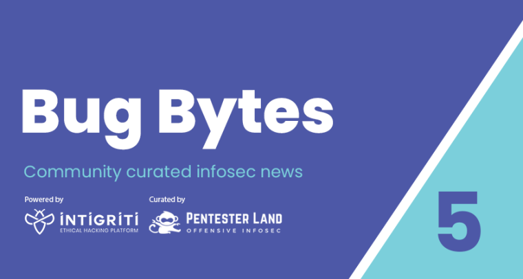 Bug Bytes #5 -Lazy Hackers, Stök's blind XXE and Inception – INTIGRITI