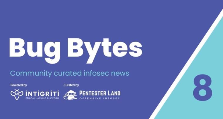 Bug Bytes #8 – XML External Entities, Awesome WAF and Vulnreport